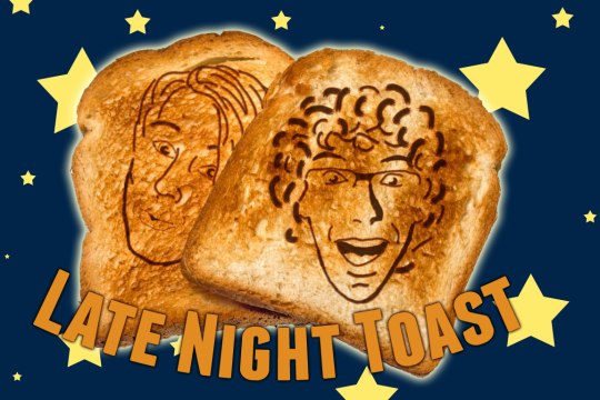 Late Night Toast logo